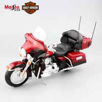 New 1 12 Maisto Kids Harley 2013 FLUTK ELECTRA GLIDE ULTRA LIMITED Diecast Model Motorbike Motorcycle