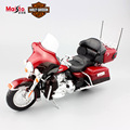 1:12 Maisto kids Harley 2013 FLUTK ELECTRA GLIDE ULTRA LIMITED Diecast model motorbike motorcycle auto car metal collectible toy