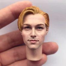 Male Superstar 1/6 Scale Leonardo DiCaprio Head Sculpt Fit 12inch action figure toys