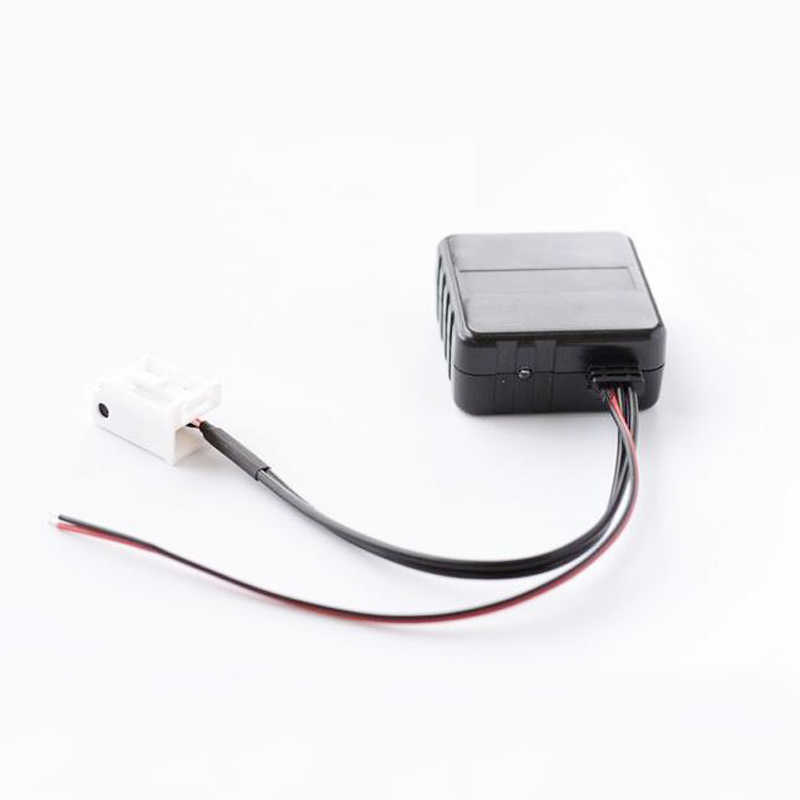 Biurlink Bluetooth AUX อะแดปเตอร์กรองเสียง Hi - Fi ไร้สาย 12Pin สำหรับ Citroen C2 C3 C4 C5 C6 RD4 วิทยุ