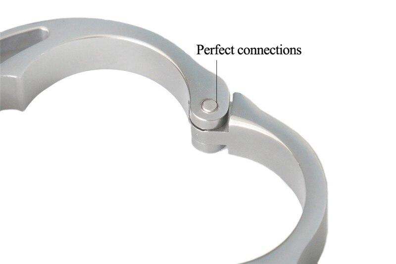 suporte de liga de carbono para guidão