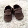KHAKI Genuine Leather Baby Shoe Baby Moccasins