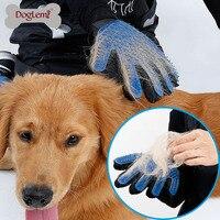 ПЭТ перчатки Уход за лошадьми инструмент кошка собака волос нежный линять Кисточки