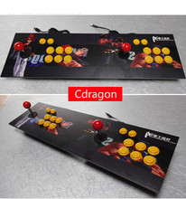 Cdragon Double players arcade joystick computer rocker pc usb Controller two players free shipping
