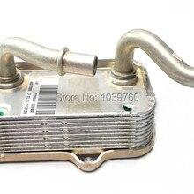 Машинное масло кулер для Mercedes W202 W203 W210 W211 W220 CLK SLK Viano E320 ML320 1121880401