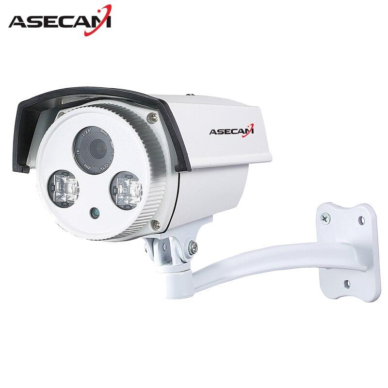 Новые HD 1080 P IP Камера Epistar массив инфракрасного ночного POE пуля Водонепроницаемый веб-безопасности сети Onvif CCTV P2P