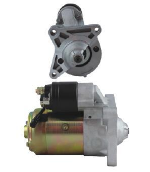 NEW 12V STARTER MOTOR 432554/D9E85 FOR RENAULT 505 30531N