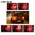 LED Car Right Turn Signal Tail Light Rear Reversing Brake Light Day Running Lamp 3400LM for European 2007-2016 Jeep Wrangler JK
