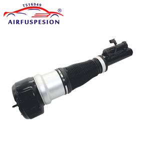Image 4 - 4pcs Front+Rear Air Suspension Shock Absorber Air spring For Mercedes benz W221 2213204913 2213209313 2213205513 2213205613
