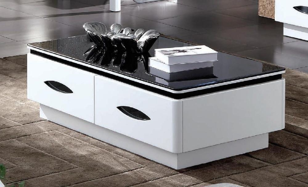 2019 боковой стол новая горячая продажа современный деревянный нет Меса де центр складной стол мебель для гостиной ножки из нержавеющей стали кофе