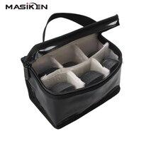 MASiKEN Carry Case Bag Para DJI Bateria Lipo À Prova de Fogo Faísca/Mavic Pro/Fantasma 4 3 RC Zangão Inteligente Caixa de Casos De vôo Da Bateria