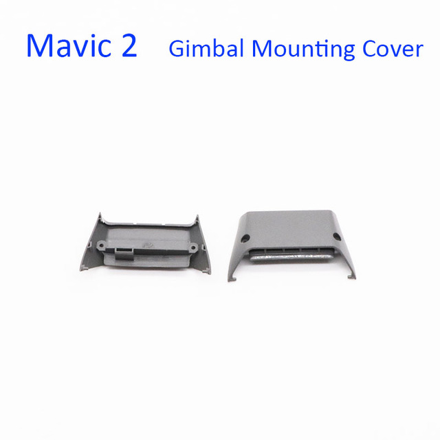 New Original Replacement for DJI Mavic 2 Pro & Zoom Front Arm Axis Gimbal Mounting Cover Back Arm Shaft Cap Repair Spare Parts