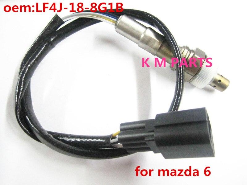High quality LAMBDA Air Fuel Ratio Oxygen Sensor O2 oem LF4J 18 8G1B LF4J188G1B for mazda