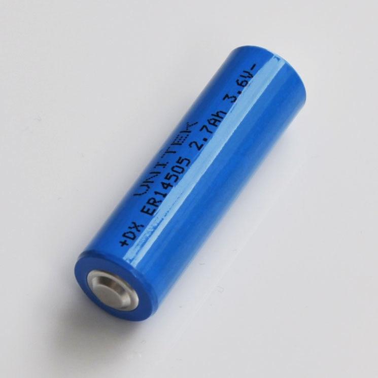 4 шт. 3,6 В liSOCL2 литиевая батарея ER14505 AA ER 14505 PCL сухая батарея 2700 мАч Замена для SAFT LS14500 Tadiran TL-5903 ER6V