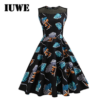 2017 Summer New Dresses for Girls Elegant princess Fancy Black Sleeveless 12 14 16 Years Old Teenagers Christmas Party Clothing(China)
