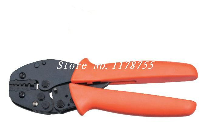 FSC-2550GF Cable End-sleeves Wire Crimping Plier Crimper 25,35,50mm2 AWG 4-1 dwz new 6 50mm lx 50b wire terminal crimper tool cable lug crimping plier connector