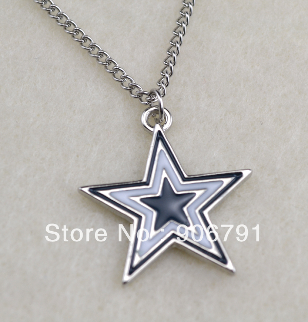 Compra dallas cowboys star necklace y disfruta del envo gratuito en compra dallas cowboys star necklace y disfruta del envo gratuito en aliexpress aloadofball Gallery