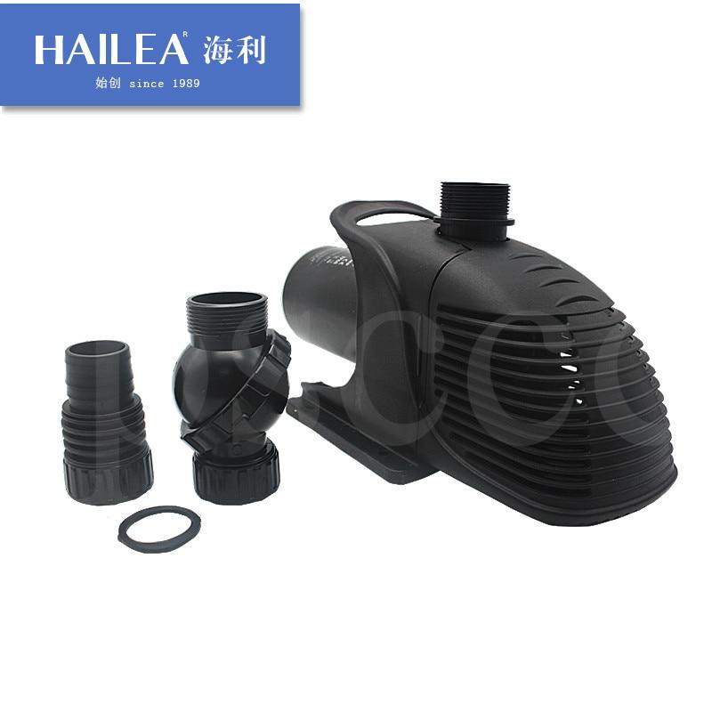 Hailea H4000 H5000 H6000 H8000 H9000 H10000 H12000 H15000 H18000 H20000 H23000 H25000 waterpomp op de visvijver farm-in Waterpompen van Huis & Tuin op  Groep 1