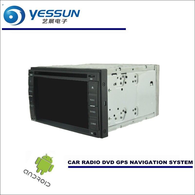 Système de Navigation Android voiture YESSUN pour Nissan Juke/Cube pour Infiniti esq-radio lecteur CD DVD stéréo GPS Navi HD multimédia