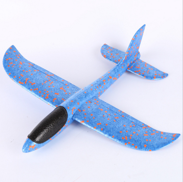 1Pcs EPP Foam Hand Throw Airplane Outdoor Launch Glider Plane Kids Gift Toy Interesting Toys