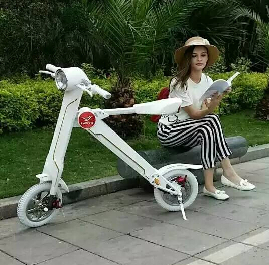 Pulsuz çatdırılma Smart ebike elektrikli velosiped mini elektrik - Velosiped sürün - Fotoqrafiya 6