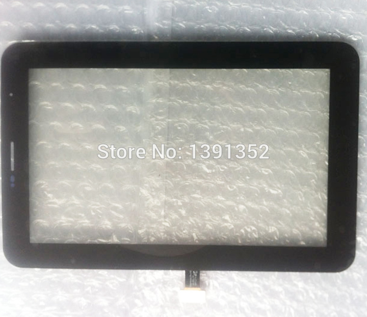 P3100 Touch screen digitizer For Samsung Galaxy Tab 2 7.0 P3100 OEM Touch panel Black replacement parts