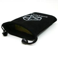 15cmx10cm velvet cloth bag for tarot