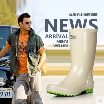 Aliexpress.com : Buy Free shipping man rain boots High quality ...
