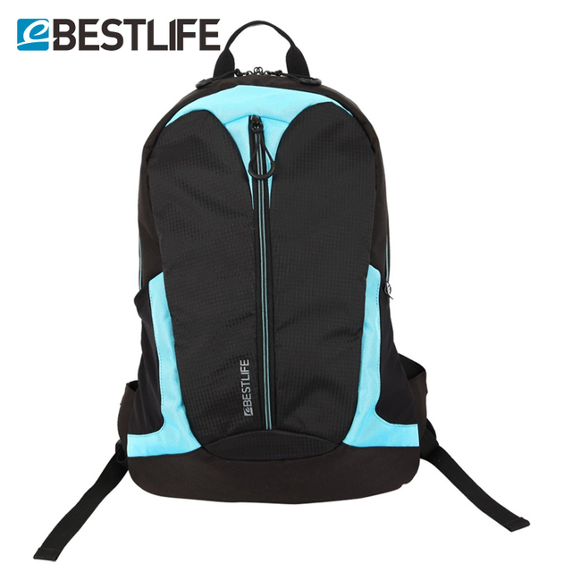 BESTLIFE Sky Blue Polyester Backpacks Youth Women School Bags Girl City  Travel Daypacks Modern Laptop Pack a9a3cbb872db4