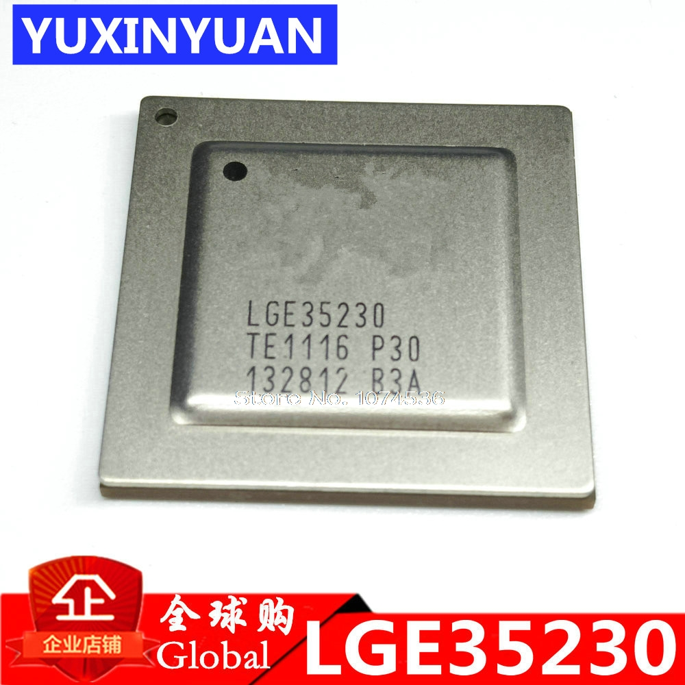 Image 2 - LGE35230 35230 BGA Quality assurance 1pcs Hd LCD TV chip 100%GOOD 5PCS/LOT-in Integrated Circuits from Electronic Components & Supplies
