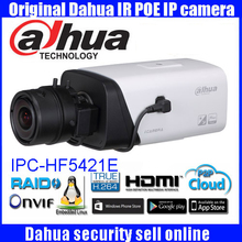 Original english Dahua CCTV 4MP WDR Smart Detection POE Full HD Network Camera IPC HF5421E DH