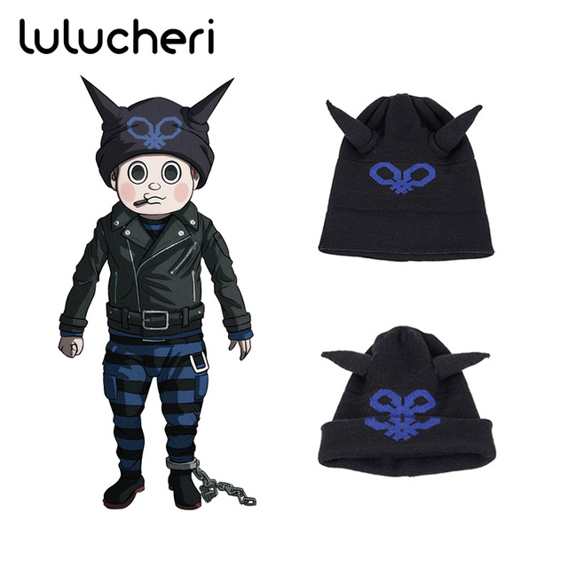 Danganronpa V3 Ryoma Hoshi Cosplay Sombreros Sombrero de Invierno ...