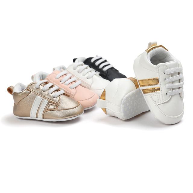 0-6-12 meses de edad los bebés y niños y niñas shoes