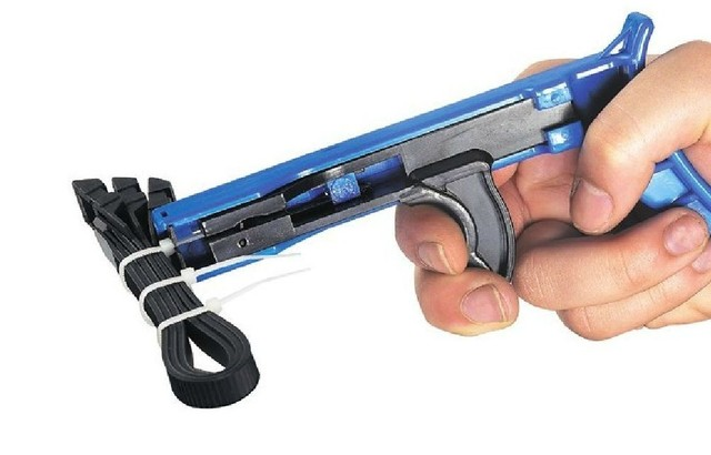 Zip Tie Gun >> Fastening And Cutting Tool Special Cable Tie Gun For Nylon Cable Tie