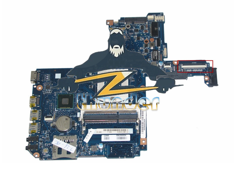 Laptop Motherboard For Toshiba Satellite P50T P50T-A L50 L55 Main Board H000067850 HM86 GMA HD DDR3L 631 0347 m40a mlb 820 1900 a oem logic board 1 83 t2400 ghz for m mini a1176 emc 2108 ma608 gma 950 64m
