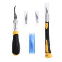 DIY Hobby Engraving Knife Set Precision Wood Paper Cutte Tools