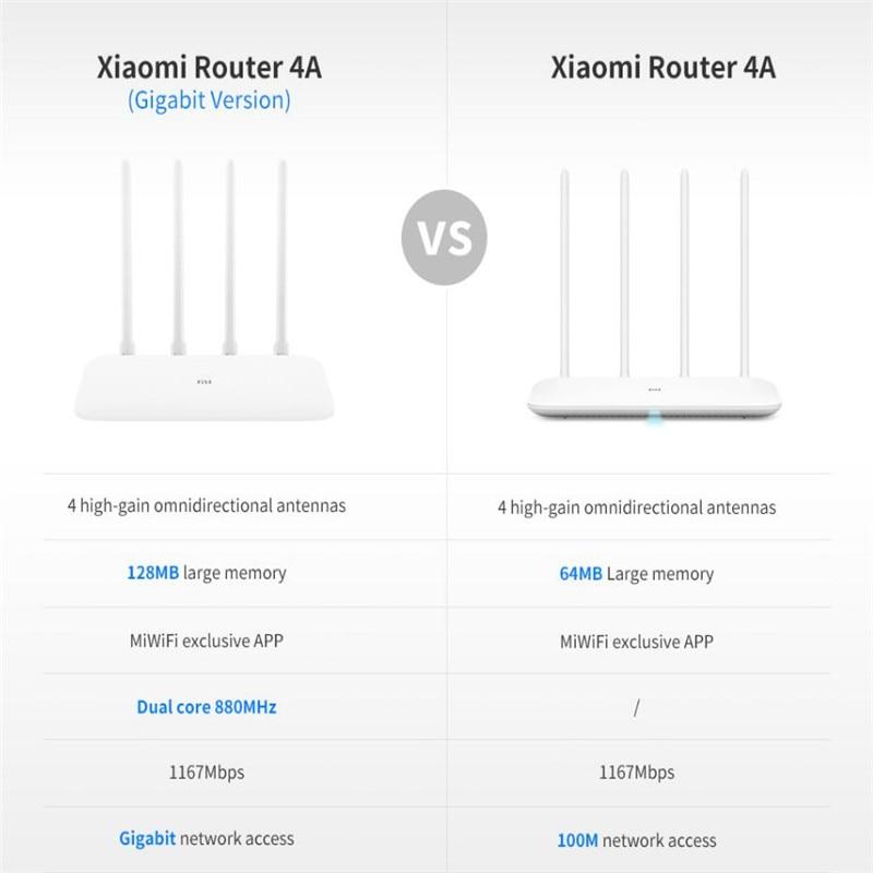 Xiaomi Mi Router 4A Gigabit Version 2.4GHz 5GHz WiFi in Accra-Ghana 6