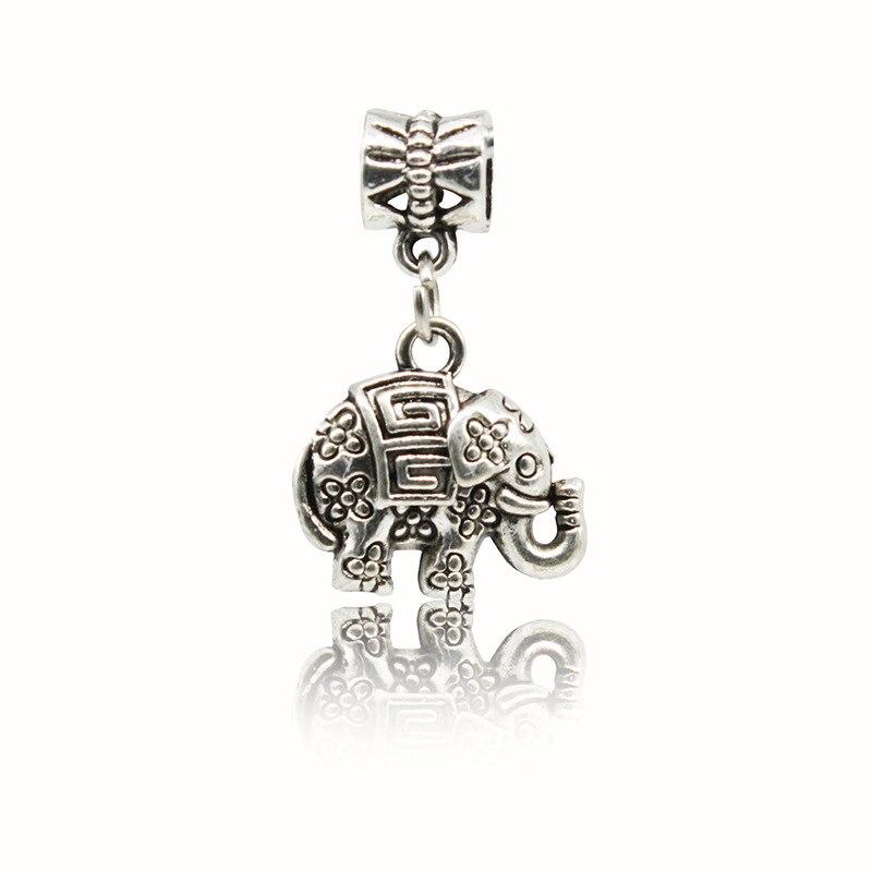 Картинки по запросу слон шарм на браслет пандора