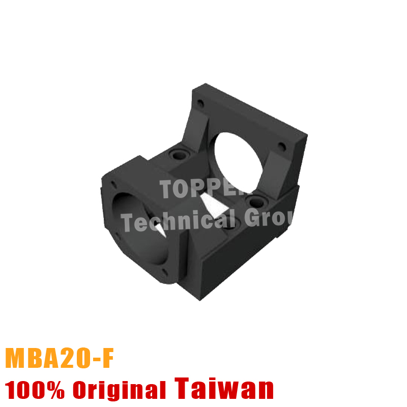 Taiwan SYK Motor Bracket MBA type MBA20 MBA20 F Black for NEMA34 and FKA20 suitable for