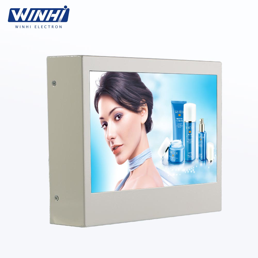 101inch luminance 1000 waterproof picture frame outdoor led advertising screen price
