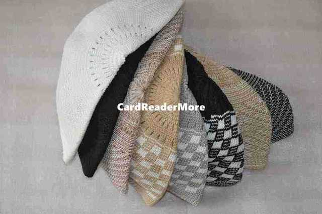 Wholesale Islamic Turkish hat Arabic muslim prayer cap crochet taqiyah  tagiya topi kufi caps 9515f1cd29