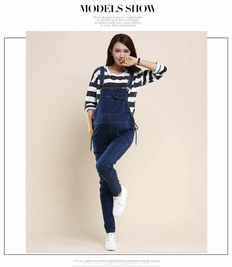 Джинсовые Комбинезоны для беременных Для женщин для беременных Беременность Джинсы Комбинезоны Брюки для беременных джинсовый комбинезон для беременных брюки одежда Y696