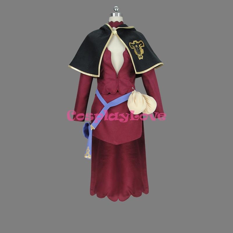 Black Clover Vannesa Enoteca Cosplay Costume Custom-made For Christmas Halloween CosplayLove (2)