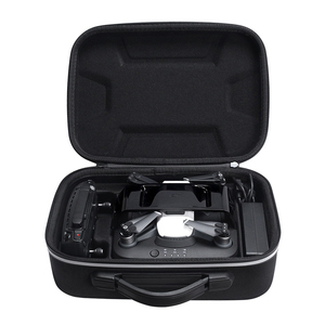 Image 1 - Water resistant Hard Drone Box for DJI Spark & Charger & Remote Controller Travel Carry Bag Storage Case Box Pouch for Charging