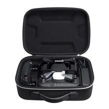 Waterbestendig Hard Drone Doos voor DJI Spark & Charger & Afstandsbediening Reizen Draagtas Storage Case Box Pouch voor opladen