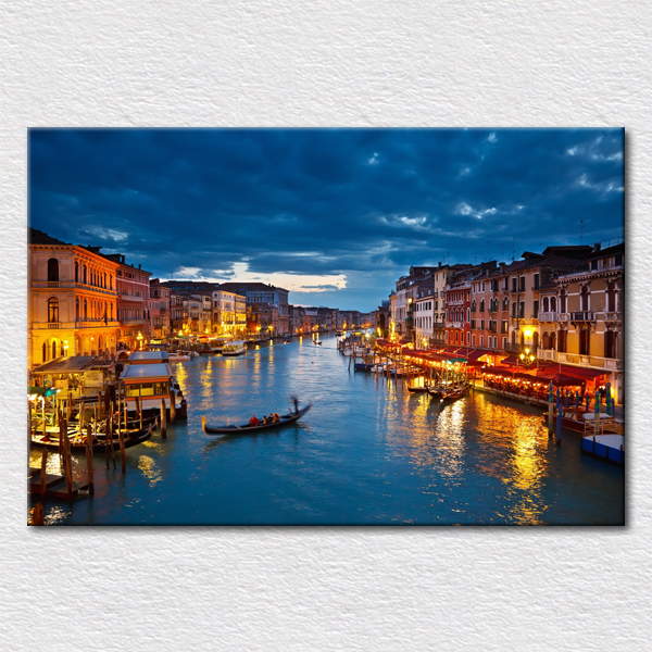 Sofa Free Shipping Europe Sectional Memphis Tn Supply Canvas Prints Modern City Paintings Of Italy ...