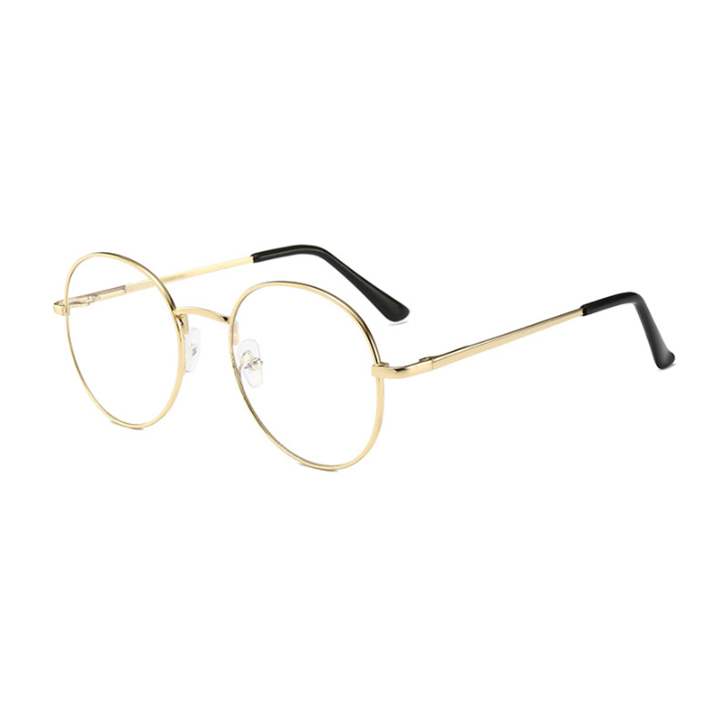 Myopia-Glasses-Frame Nearsighted Women Round For Sight-1-1.5-2-2.5-3-3.5-4-4.5-5-6 L3