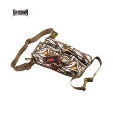 Kingdom fishing rod leg bag multi-functional uses waterproof anti-scratch nylon good quality fashion lure bag model lyb-15