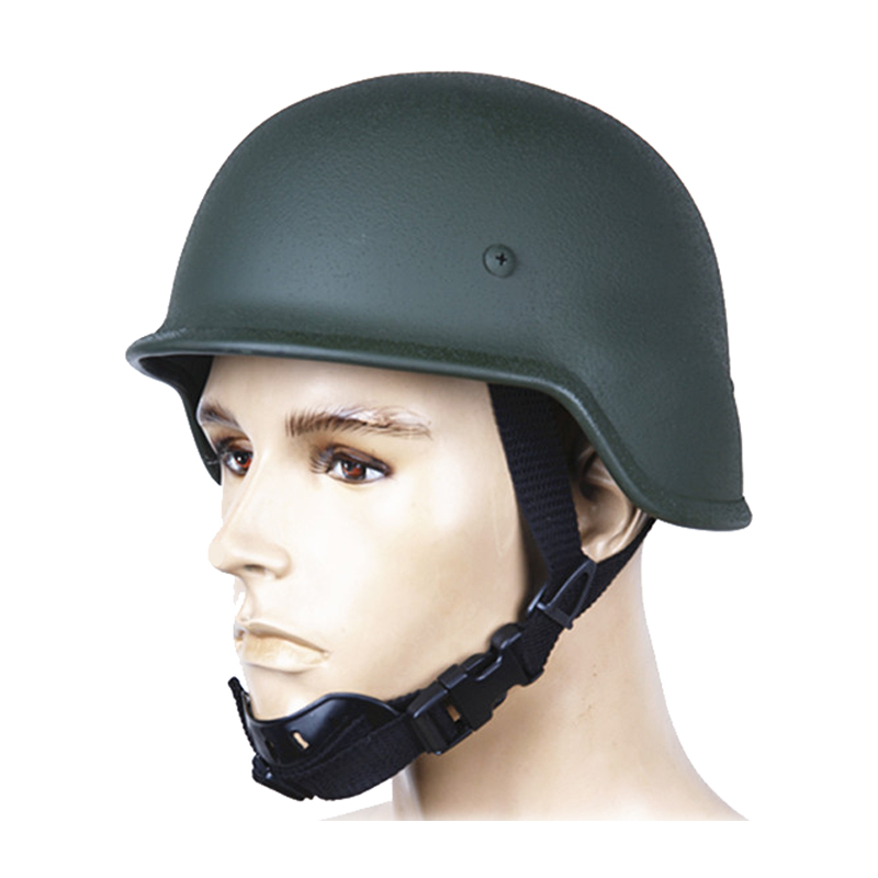 Army Green Steel Helmet Bulletproof Helmet PASGT Ballistic Helmet For Army Military Police Self Defense Supplies