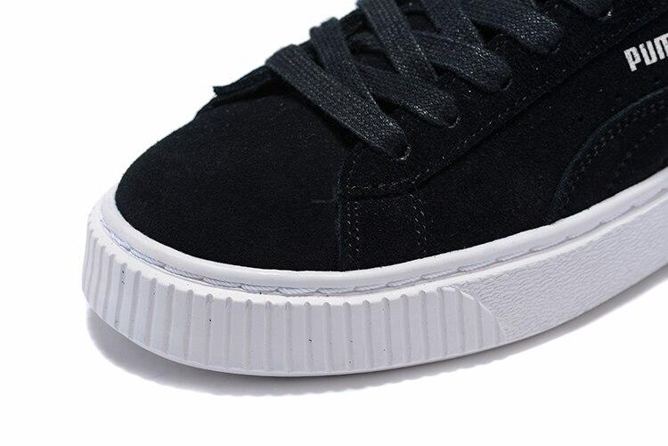 2dfc17e9d2f 2018 Original PUMA Suede Classic Women s Sneakers Shoes Badminton Shoes  Unisex Men s Sneakers size36 44-in Badminton Shoes from Sports    Entertainment on ...